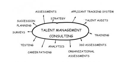Talent Management Graphic
