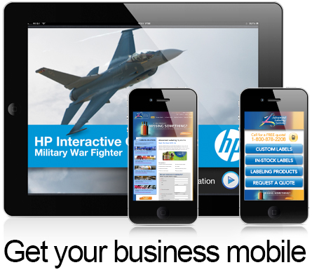 Mobile Web Design Denver