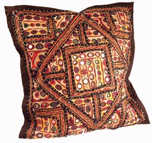 Dowry Inspired Pillow