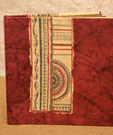 Rajasthan Red Memory Book