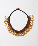 Recycled Ring Necklace