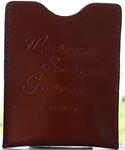 Make All You Can Money Clip In Brown