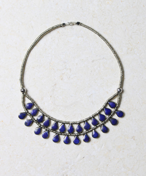 Lapis Double Strand Chocker