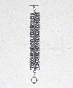Silver Chain Bracelet