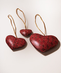 Wooden Heart Ornaments 3