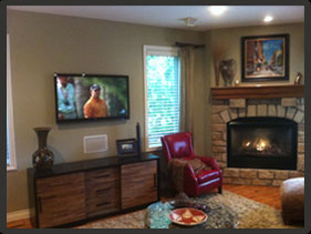 Custom Home Theater Installation