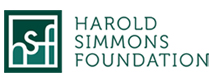 Harold Simmons Foundation logo