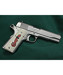 Ivory Poly 1911 Grips