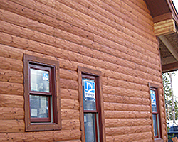 T Amp G Decking And Logsiding Pine Eslp Products Gbm