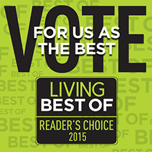 Vote for Us as the Best in 2015
