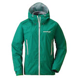 Montbell Peak Shell Women's Sea Green