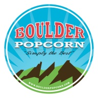 Boulder Popcorn - Simply the Best Popcorn