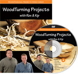 Woodturning Projects with Rex and Kip Volume 4
