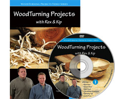 Woodturning DVD