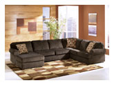 Ashley-Vista-Chocolate-3-Piece-Sectional