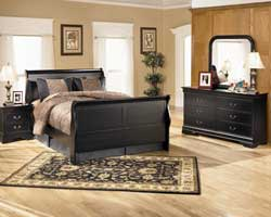 Print ashley naydeen 5 piece queen bedroom group mn Home choice furniture burnsville mn