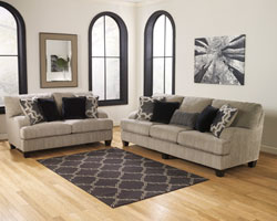 rent ashley wynnmere isle platinum sofa and loveseat ForRent A Center Living Room Groups