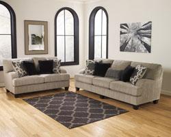 Rent Ashley Wynnmere Isle Platinum Sofa And Loveseat