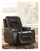 Ashley-Matinee-DuraBlendZ-Eclipse-Recliner