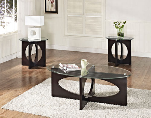 Standard dania occasional table set for Affordable furniture tampa