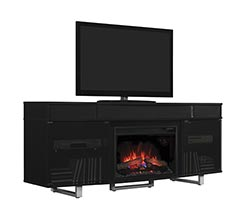 Own Furniture Classicflame Enterprise Electric Fireplace