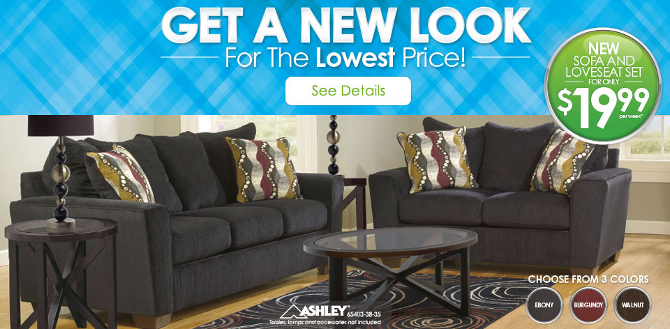 Get A New Look For The Lowest Price! See Details