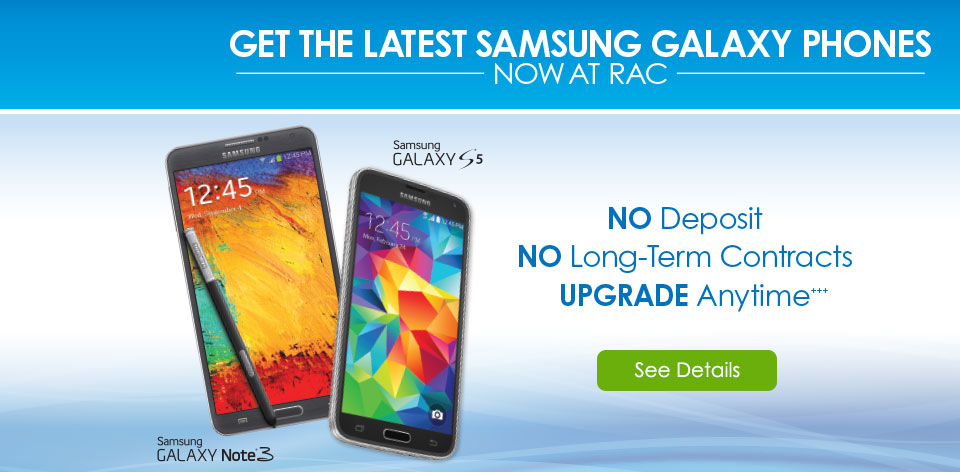 Get the Latest Samsung Galaxy Phones! Learn More