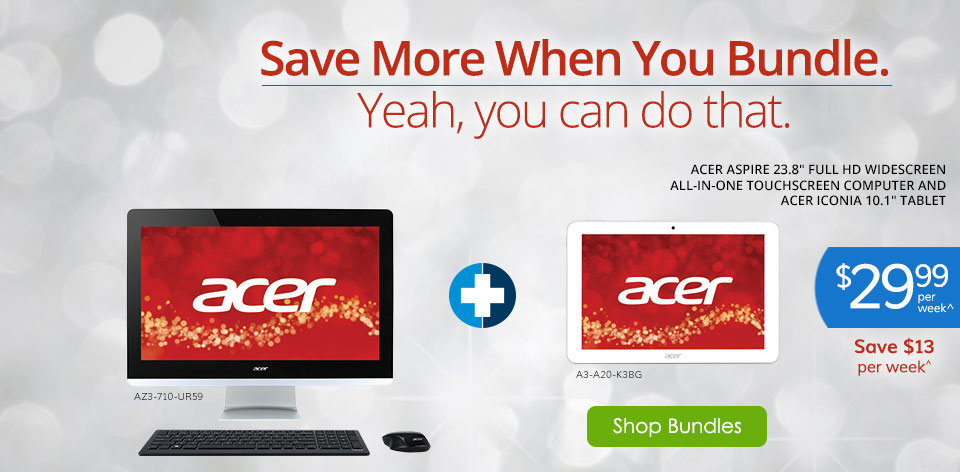 Save more when you bundle. Yeah, you can do that. Shop Bundles >