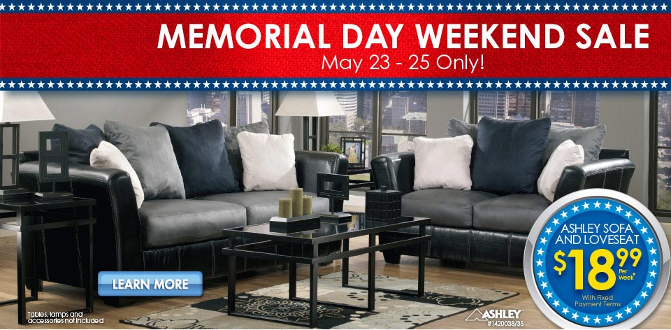 Memorial Day Weekend Sale - May 23-25 Only!