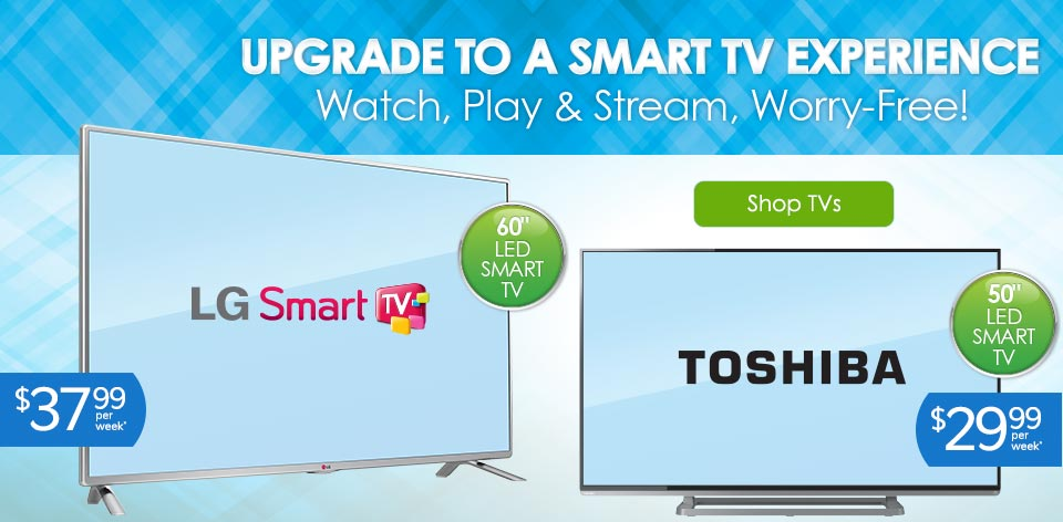 Upgrade to a Smart TV Experience! Shop Televisions