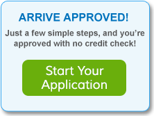Arrive Approved - Start Your Application