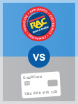 RAC vs. Credit Card