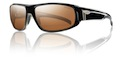 Smith Sunglasses Tenet Black Polarchromic Copper Mirror