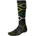 Smartwool Socks PhD Men's Medium Cushion Snowboard Forest