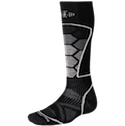 Smartwool Socks PhD Men's Medium Cushion Ski Black Gray