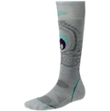 Smartwool Socks PhD Women's Light Cushion Snowboard Silver