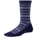 Smartwool Socks Women's Lifestyle Mini Fairisle Imperial Purple