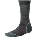 Smartwool Socks PhD Outdoor Light Crew Medium Gray