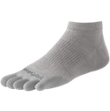 Smartwool Socks PHD Men's Running Ultra Light Toe Socks Medium Silver