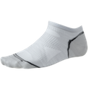 Smartwool Socks PhD Men's Running Ultra Light Micro Silver