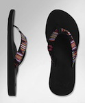 Reef Guatemalan Love Sandal Multi Stripe