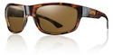 Smith Sunglasses Dover Havana ChromaPop Polarized Brown