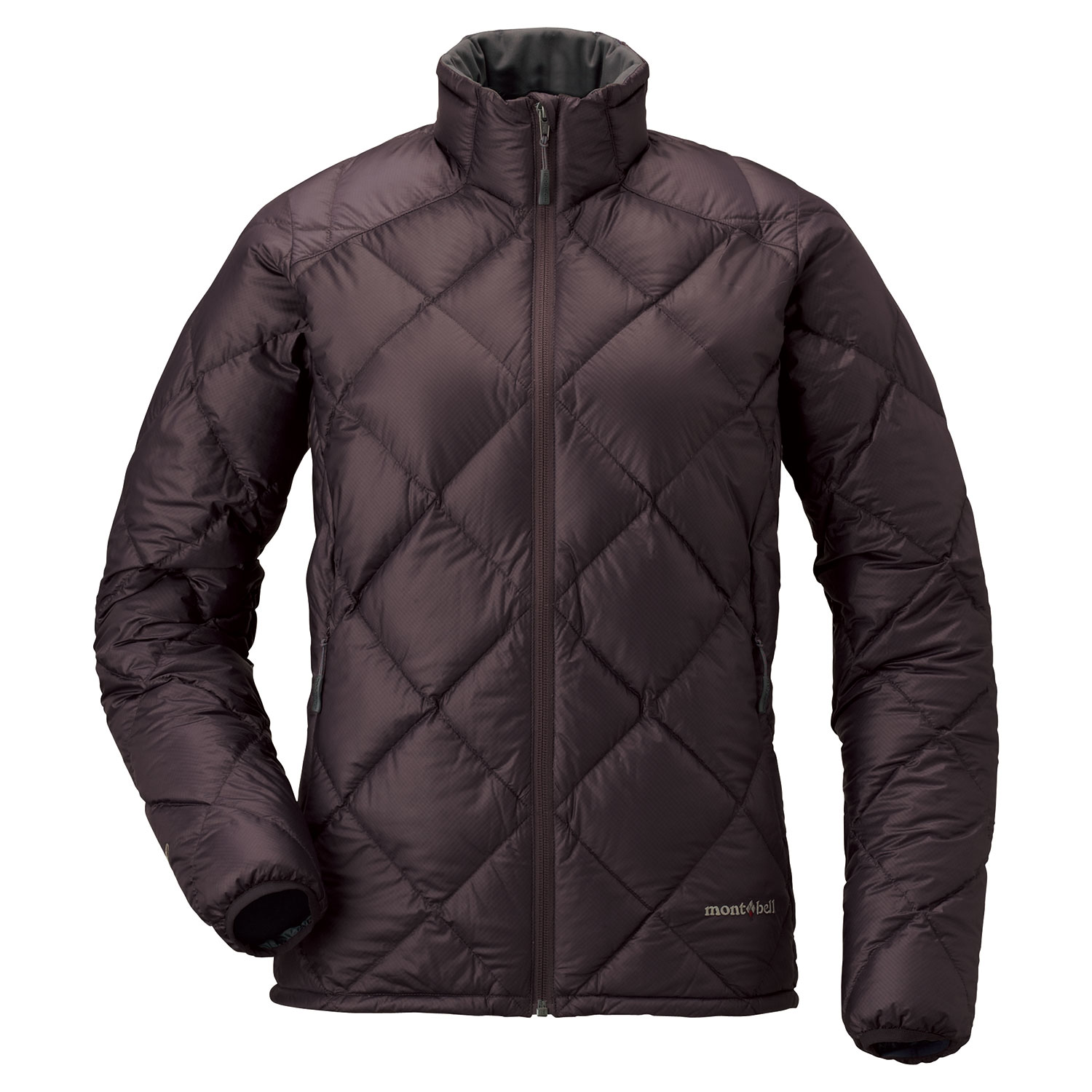 mont-bell Alpine Light Down Jacket Women's Dark Maroon