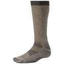 Smartwool Socks Performance Hunting Light Over The Calf Taupe Brown