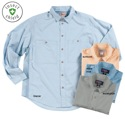 Rail Riders Madison River Shirt with Insect Shield