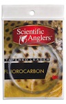 Scientific Anglers Fluorocarbon Tapered Leaders