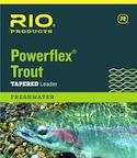 RIO Powerflex Tapered Leader